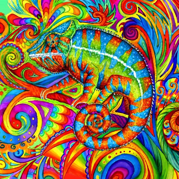 Psychedelic Zen