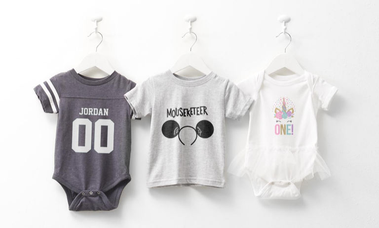 81f9a3562 Baby Clothes - Shop baby bodysuits, t-shirts and more.