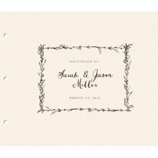 Enchanted Wedding Guestbook