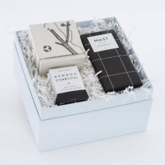 """The """"CALM"""" Personalized Gift Box w/Gift Card"""