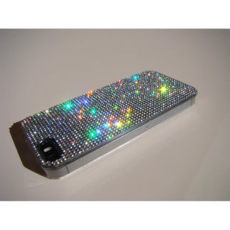 iPhone SE/5/5s Clear Case Clear Crystals