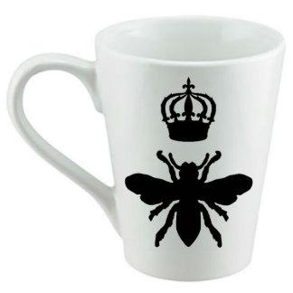 14oz Queen Bee Coffee Mug