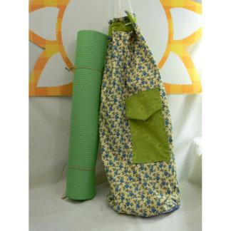 Go Anywhere Reversible Yoga Bag