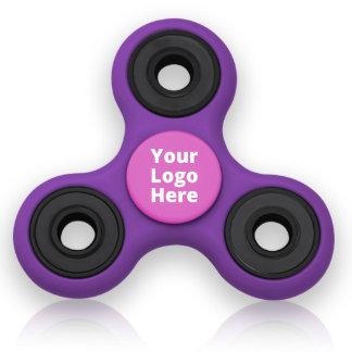 Purple & Pink EDC Fingertip Fidget Spinner Toy