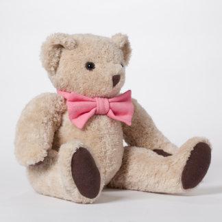 Construya su propio oso de peluche con la pajarita