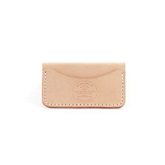 Natural Leather Jesse Front Pocket Wallet