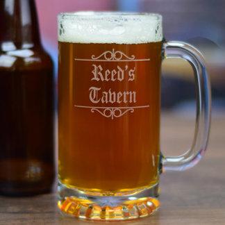Custom Brew Master Beer Mug