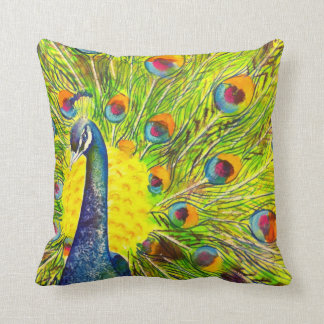 Throw Pillows With Feather Design : Feather Design Pillows - Decorative & Throw Pillows Zazzle