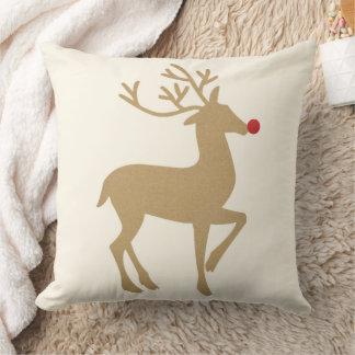 Mid Century Modern Christmas Pillows : Modern Christmas Pillows - Decorative & Throw Pillows Zazzle