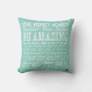 Inspirational Pillows - Decorative & Throw Pillows Zazzle