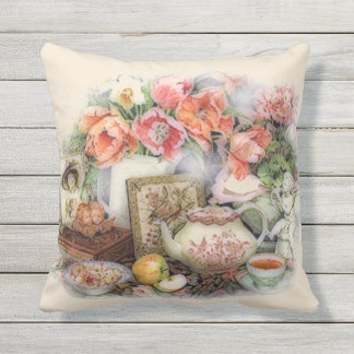 Victorian Outdoor Pillows : Victorian Pillows - Decorative & Throw Pillows Zazzle