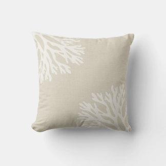 Beach Theme Pillows - Decorative & Throw Pillows Zazzle