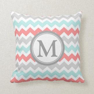 Coral Pillows - Decorative & Throw Pillows Zazzle