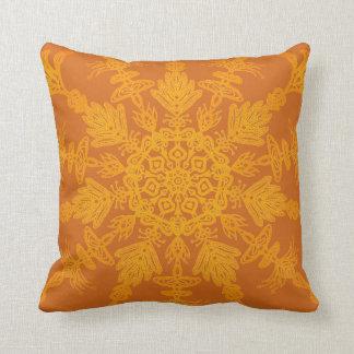 Burnt Orange Pillows - Decorative & Throw Pillows Zazzle