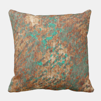 Brown And Turquoise Pillows - Decorative & Throw Pillows Zazzle