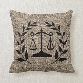 Justice Pillows - Decorative & Throw Pillows Zazzle