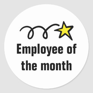 Employee Of The Month Gifts on Zazzle