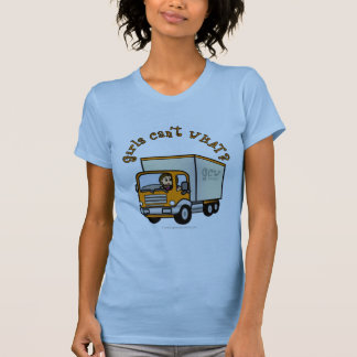 trucker t shirts shirt designs zazzle. Black Bedroom Furniture Sets. Home Design Ideas