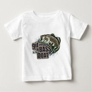 Tournament bass fishing t shirts shirt designs zazzle for Bass fishing tournament shirts