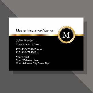 Insurance Agent Business Cards & Templates | Zazzle