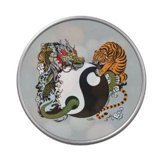 Yin yang decor zazzle for Decoration murale yin yang