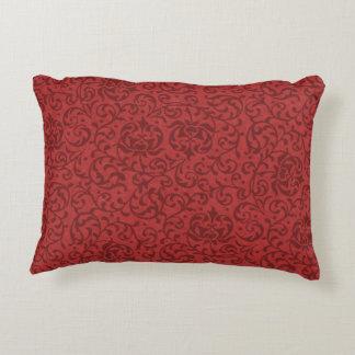 Brick Red Pillows - Decorative & Throw Pillows Zazzle