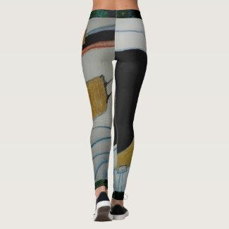 Sxisma Fashion Linera Collection-2 Leggings
