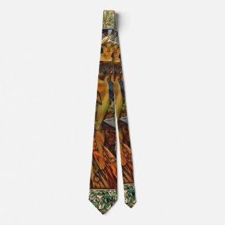 Morning Star 1902 Tie