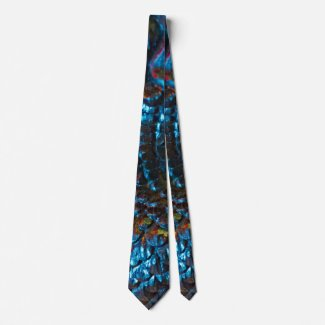 Kirin Scales Blue 2012 Tie