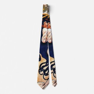 Autumn 1897 neck tie