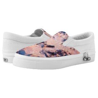 Beach Sand Slip-On Sneakers