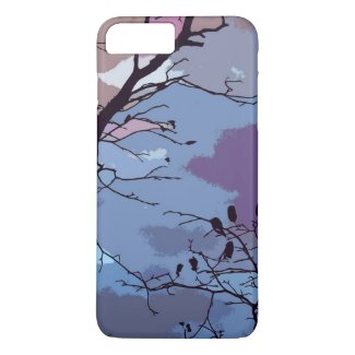 Sunset Abstract iPhone 7 Plus Case