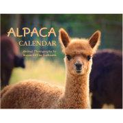 Alpaca Calendar 2020