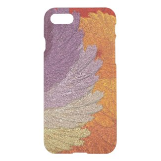 Glimmering Leaves iPhone 7 Case