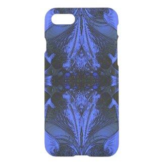 Elegant Blue Design iPhone 7 Case