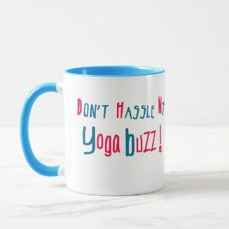 Yoga Buzz Mug