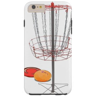Disc Golf and Discs Cell Phone Case