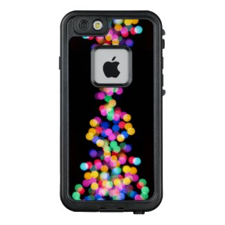 Colorful Blurred Lights LifeProof® FRĒ® iPhone 6/6s Case