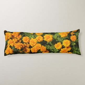 Marigold Body Pillow