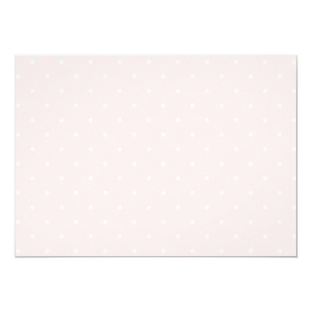 Romantic Pink Floral Confetti Photo Save the Date Card (back side)