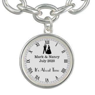 Engaged Charm Bracelet