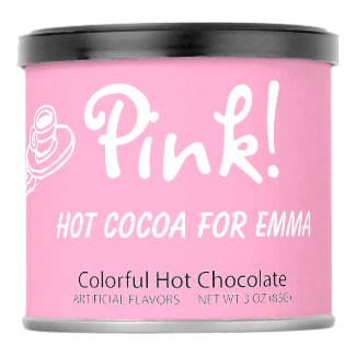 Pink! Cocoa Mix