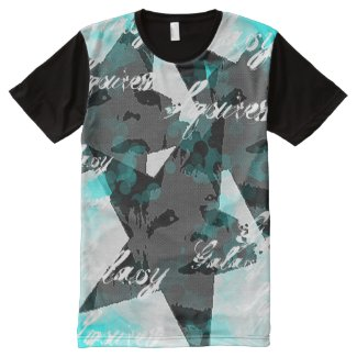 Galaxy Squires All-Over Print T-shirt