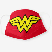 Wonder Woman | Classic Logo Cloth Face Mask