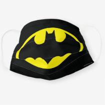 Batman Symbol | Bat Oval Logo Cloth Face Mask