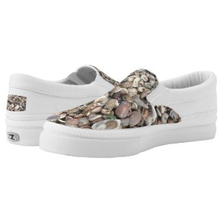 Seashells Printed Shoes
