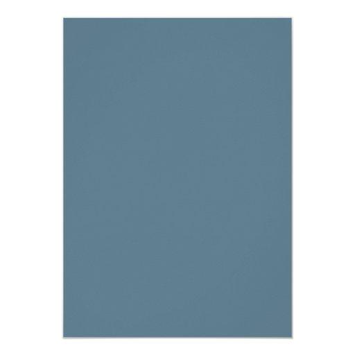 "Rubber Ducks Blue Stripes Birthday Invitations 5"" X 7"" Invitation Card (back side)"