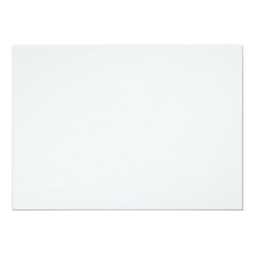 Classy Sand Dollar Navy Blue Bridal Shower 5x7 Paper Invitation Card (back side)