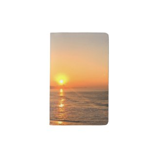 Sunrise Moleskin Notebook