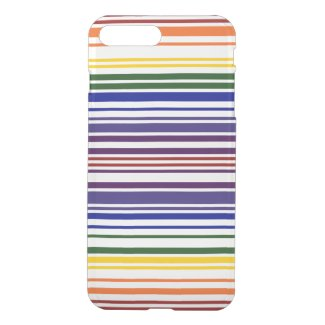 Double Rainbow Barcode Case